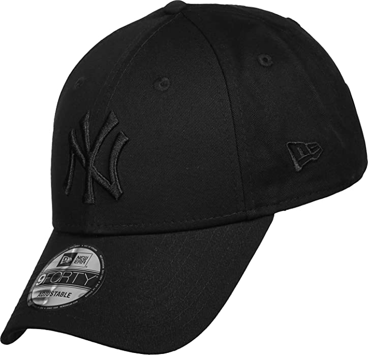 c2aaa16d77496 New Era MLB NEW YORK YANKEES Essential 9FORTY Trucker Cap  Amazon.es ...