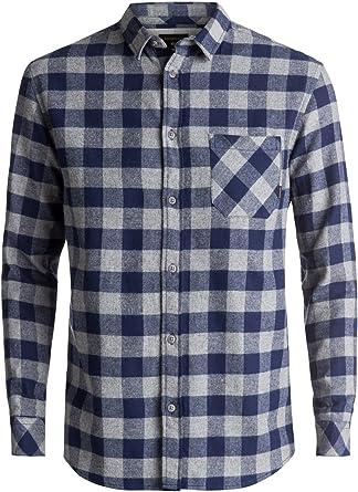 Quiksilver Motherfly Flannel - Camisa De Manga Larga para Hombre EQYWT03573: Amazon.es: Ropa y accesorios