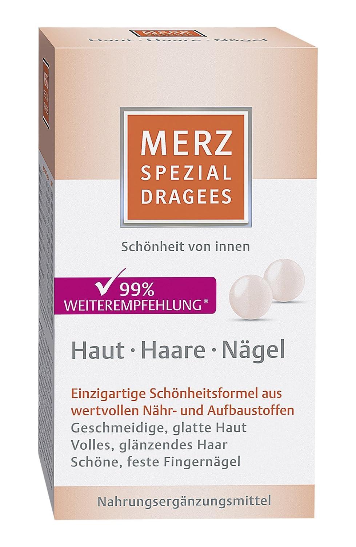 Merz Spezial Dragees Haut, Haare, Nägel, 120 Stück: Amazon.de ...
