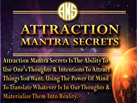 Amazon com: Watch Attraction Mantra Secrets - Discover The 7 Secret