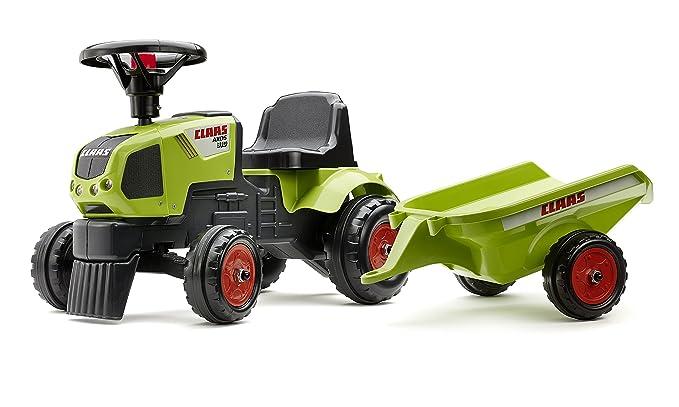Falk Claas Axos 310 Apertura por empuje Tractor - Juguetes de montar (300 mm, 370 mm, 97 cm, 3 kg, 285 mm, 305 mm): Amazon.es: Juguetes y juegos