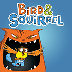 Bird & Squirrel (Issues) (4 Book Series) by  James Burks