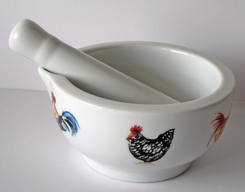 Compra Diseño de pollo - Mortero y mano (Set en Amazon.es