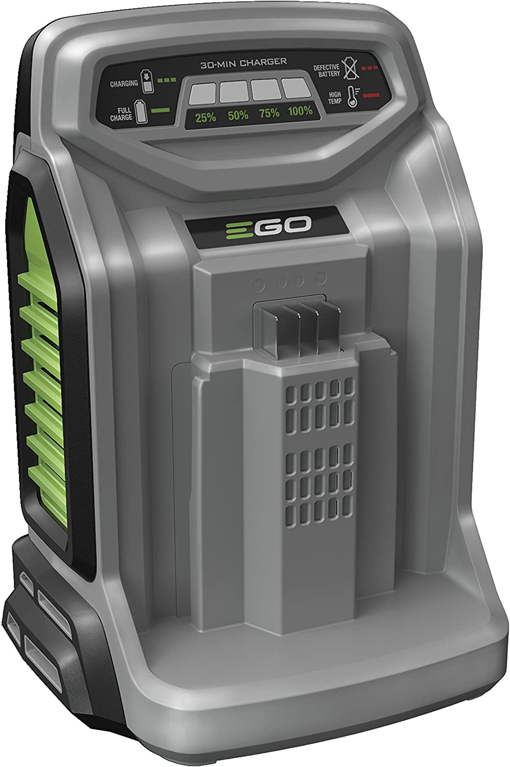 EGO Power CH5500 56-Volt Lithium-ion Rapid Lawn Mower Blower Charger