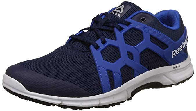Reebok Men s Gusto Run Navy Awesome Blue Running Shoes-9 UK India (43 EU)  (10 US) (CN4402)  Buy Online at Low Prices in India - Amazon.in 5ea0dcf56
