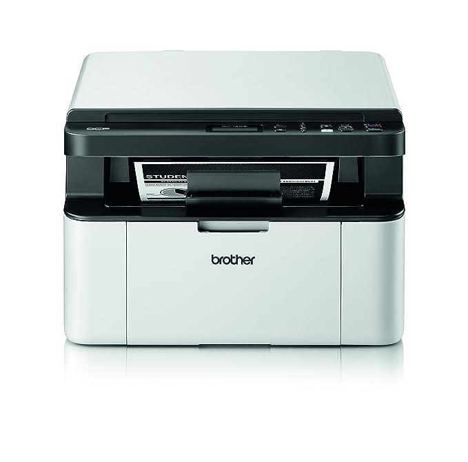 Brother DCP1610W - Impresora Multifunción Láser Monocromo, Blanco ...