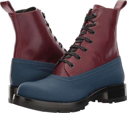 2c4d91599c46c Amazon.com | Marni Men's Ankle Boot Navy/Burgundy 44 M EU | Boots
