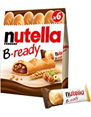 Nutella B-Ready Biscuits