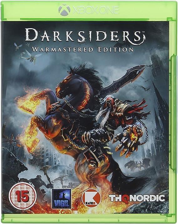 Darksiders: Warmastered Edition [Importación Inglesa]: Amazon.es ...