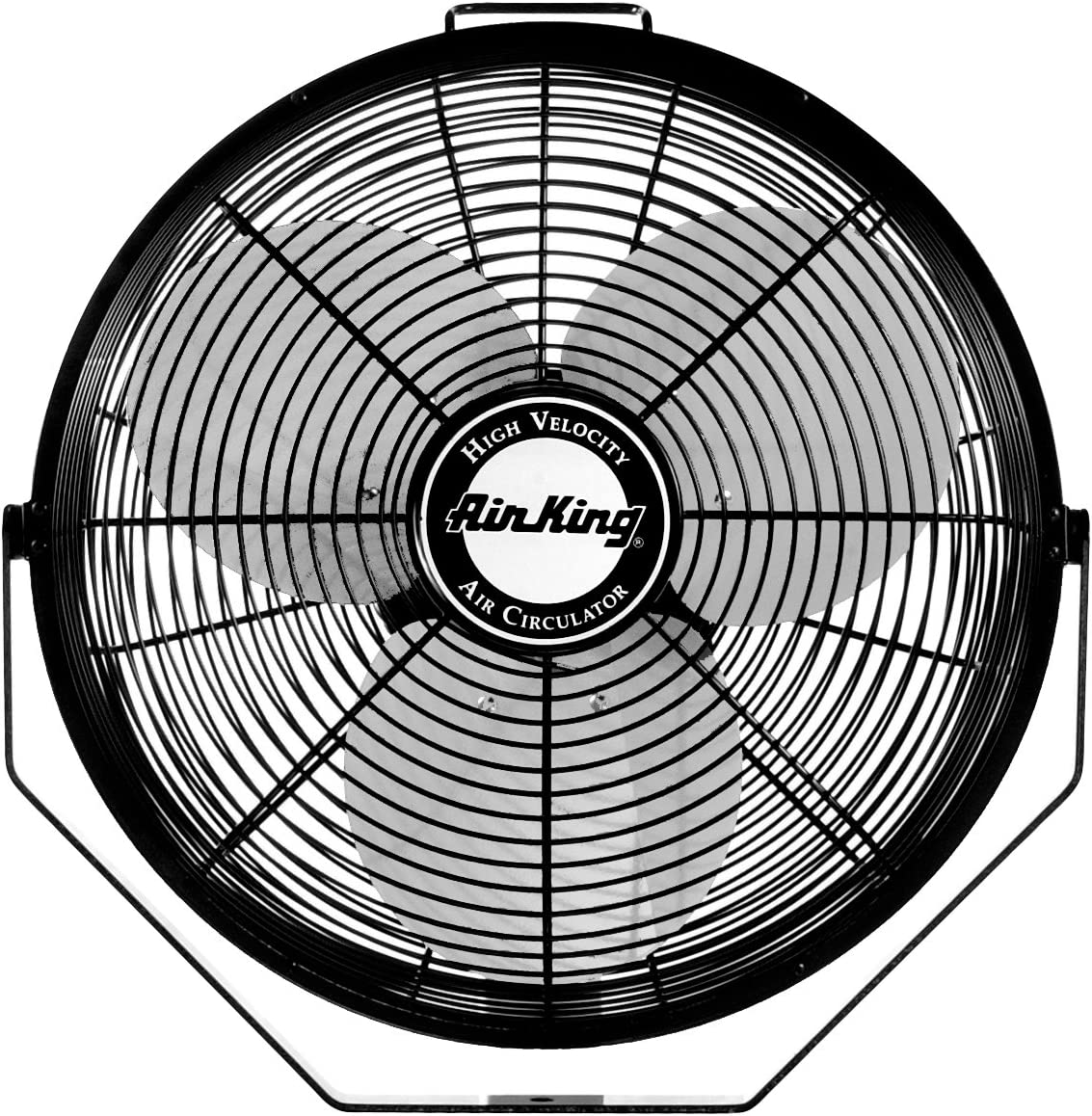 Air King 9314 14-Inch Industrial Grade High Velocity Multi Mount Fan