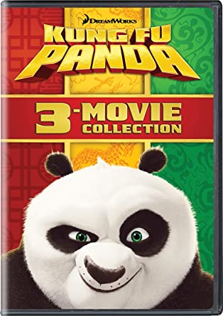 Amazon Com Kung Fu Panda 3 Movie Collection Jack Black Dustin