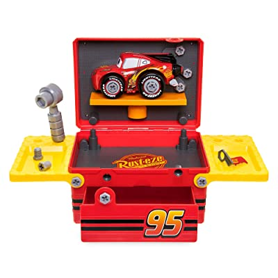 Disney Pixar Cars Mechanic Play Set: Toys & Games