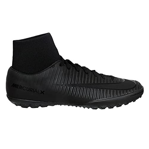 official photos d2eb9 49b70 Nike Men s MercurialX Victory Vi Df Tf Fitness Shoes, Black (Black 001),