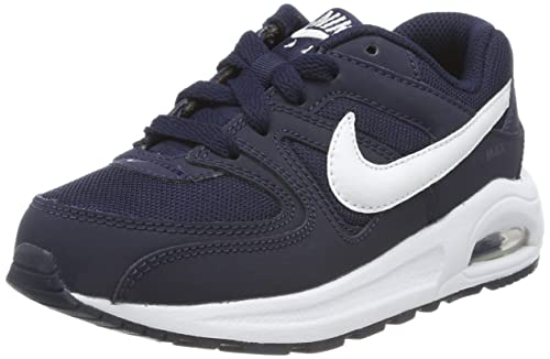 cheaper 556b1 772fe NIKE Unisex Kids  Air Max Command Flex (ps) Low-Top Sneakers,