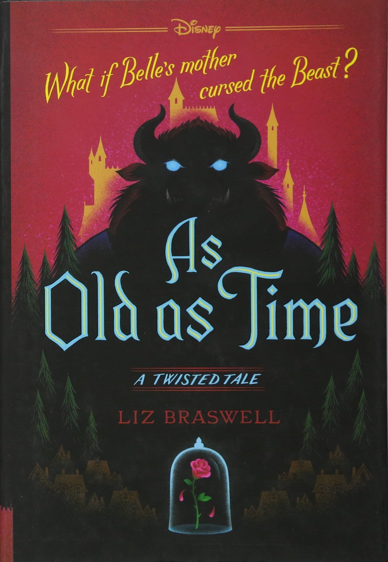 Amazon.fr - As Old as Time: A Twisted Tale - Braswell, Liz - Livres