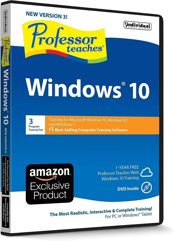 Professor Teaches Windows 10 - Version 3
