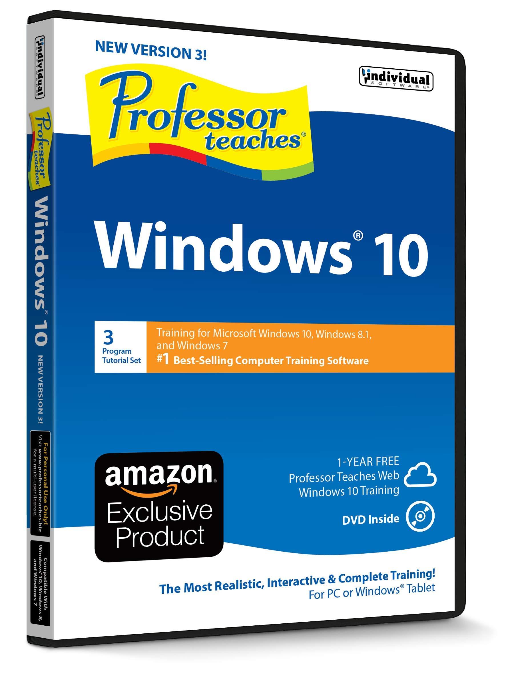 Professor Teaches Windows 10 - Version 3 by Professor Teaches