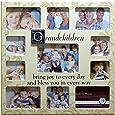 New View MDF Sentiment Photo Frame 11 Pic Grandchildren Crm