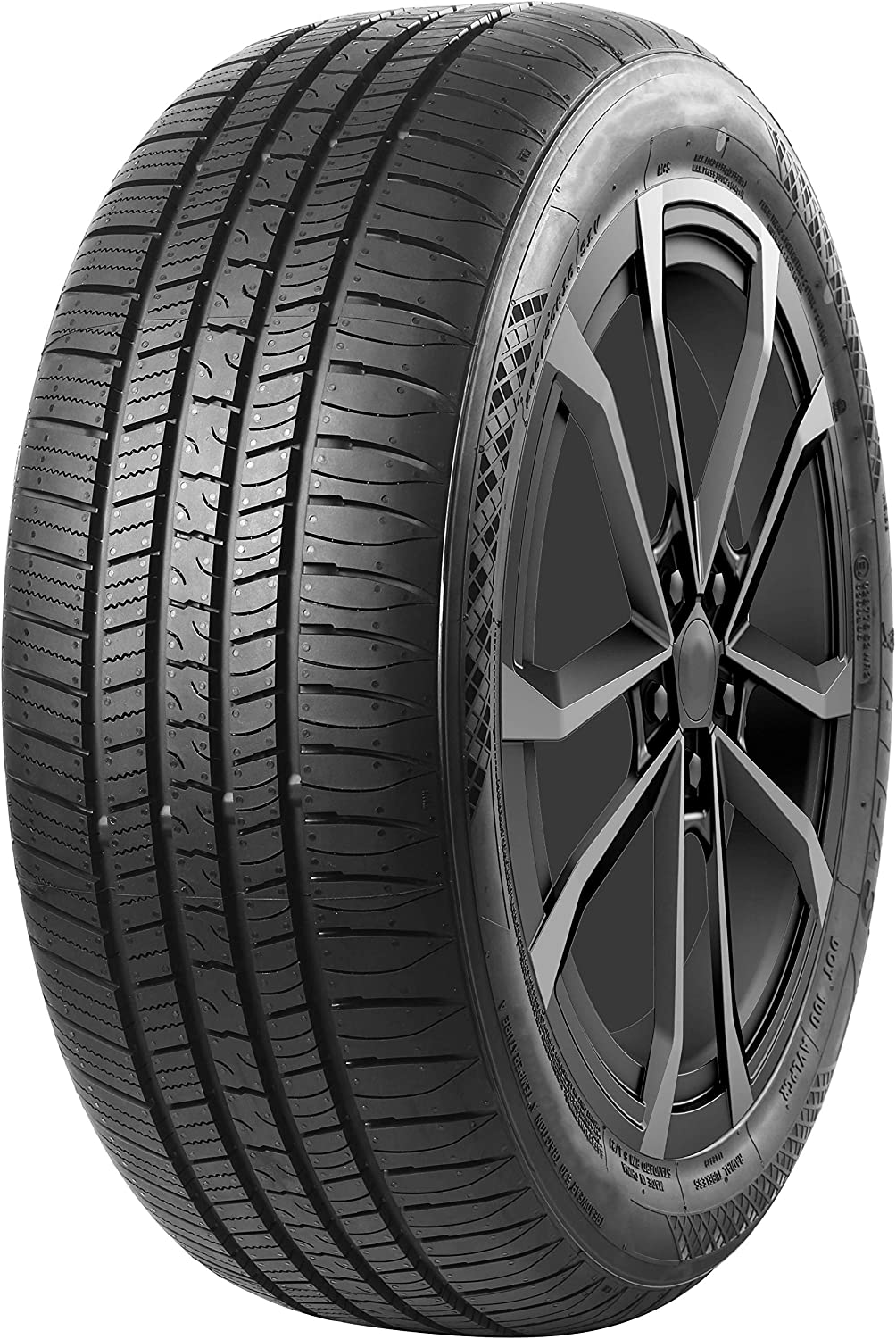Atlas FORCE HP All-Season Radial Tire - 225/60R17 99H