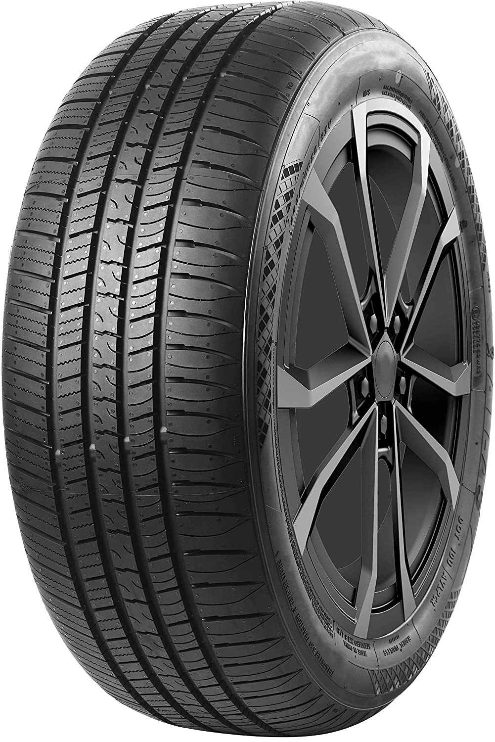 ATLAS Force HP Performance Radial Tire-215/65R16 98H 8859291418429