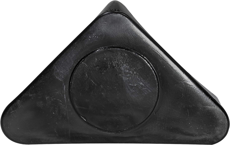 20 Prescott Plastics 1 1//4 Inch Angle Iron Plastic End Caps L Shaped Chair Glides