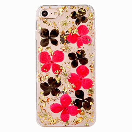 Amazon.com  Real Flower Case for iPhone 6 Plus be7e994957
