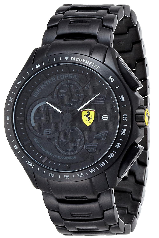 [スクーデリア フェラーリ ウォッチ]Scuderia Ferrari Watch 腕時計 RACE DAY 0830087 メンズ 【正規輸入品】 B00EO3JC6M