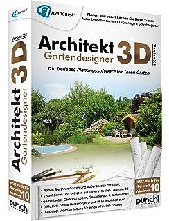 Gartenplaner  3D Terrassen - Gartenplaner: Amazon.de: Software