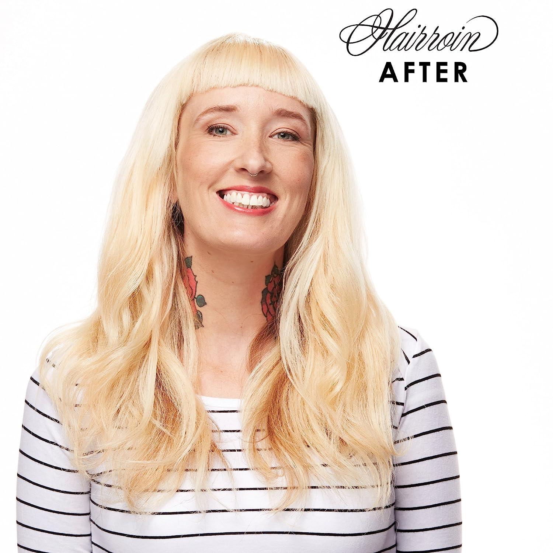 Amazon Hairroin Brand Platinum Blonde Monroeville 7 Piece 16