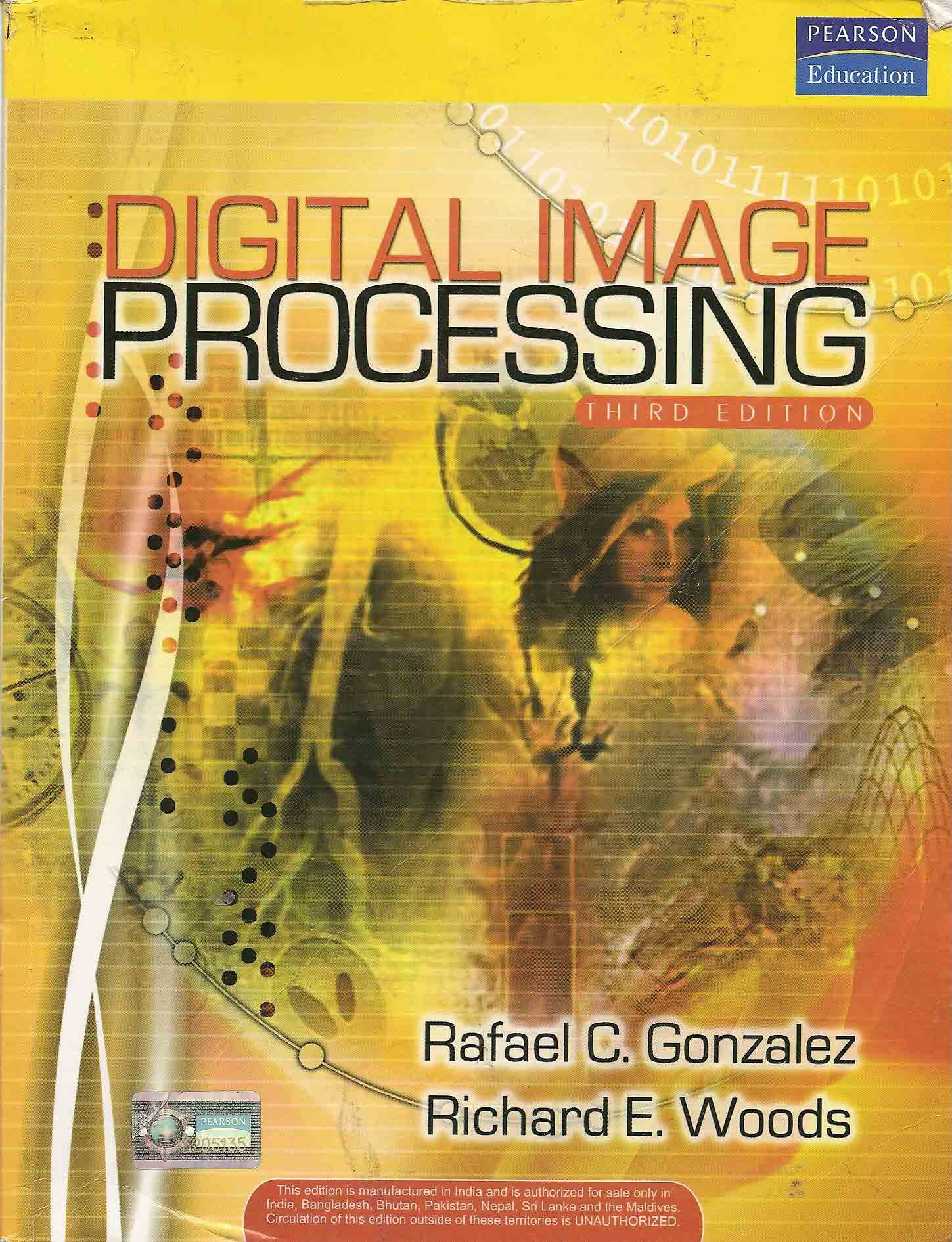 Image Processing Gonzalez Pdf