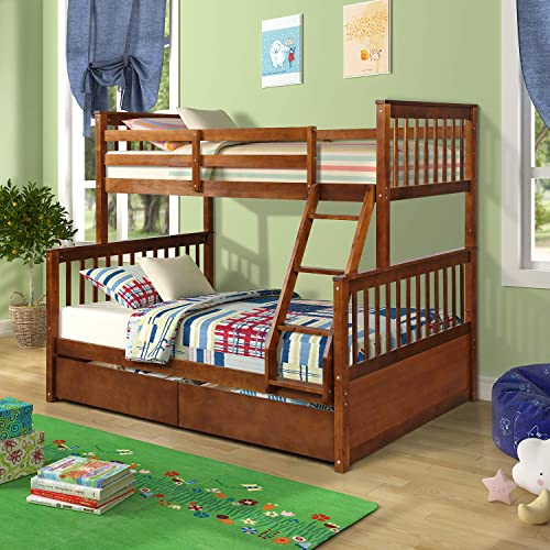 Wood Bunkbeds Bunk Beds For Kid