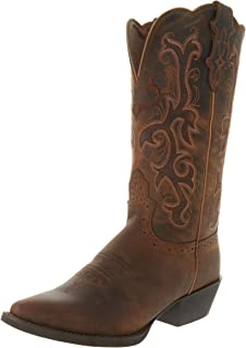 781ba50d529 Justin Boots Women s Stampede Western Boot