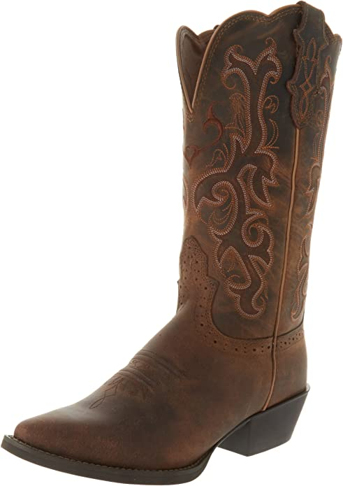 10 Most Comfortable Women's Cowboy Boots for Everyday Walk – (Review 2020) 3