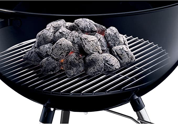 NEW Weber 80671 Gray Charcoal Grill Lid /& Bowl Handle