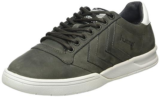 Hummel Stadil Winter Sneaker, Scarpe da Ginnastica Alte Unisex - Adulto, Blu (Total Eclipse), 38 EU