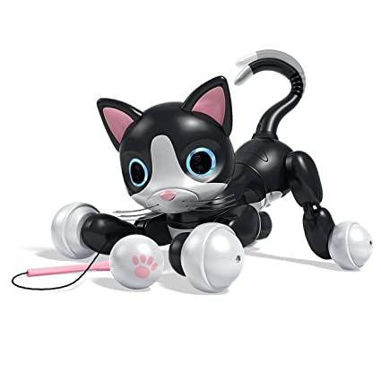 b84ca526d Zoomer Kitty, Interactive Cat, Electronic Pets - Amazon Canada