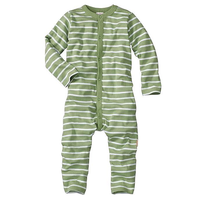 Wellyou - Pijama de una pieza - para niño Verde verde