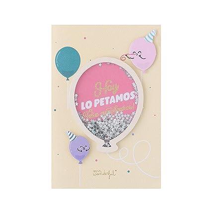 Postal de cumpleaños - Hoy lo petamos ¡Feliz cumpleaños ...