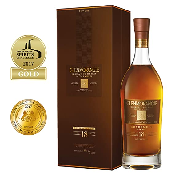 d6ee34e8620 Image Unavailable. Image not available for. Colour  Glenmorangie 18 Years  Old Whisky