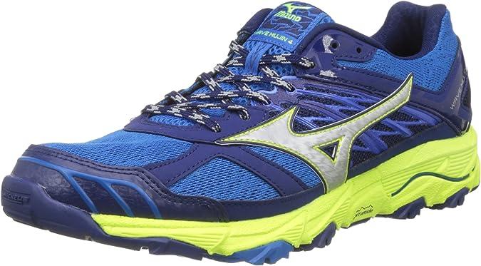 Mizuno Wave Mujin, Zapatillas de Running para Hombre: Amazon.es: Zapatos y complementos