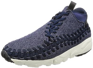 Nike Men's Air Footscape Woven Chukka Ankle-High Fashion Sneaker