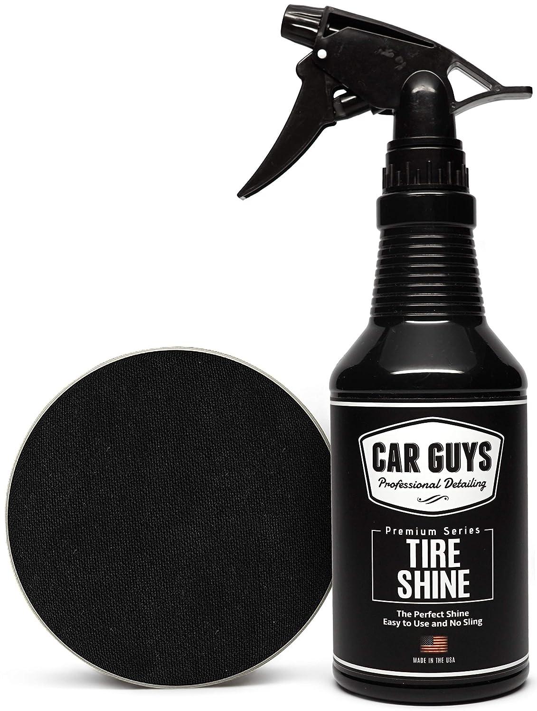 Car Guys Tire Shine Spray}