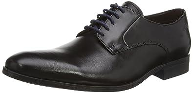 Banfield Walk, Chaussures de Ville Homme - Marron (Tan), 43 EU (9 UK)Clarks