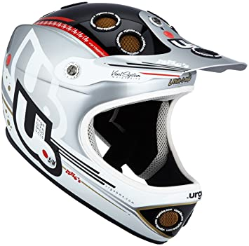 Urge Down-O-Matic UB MMC blanc/argent L/XL - Casco
