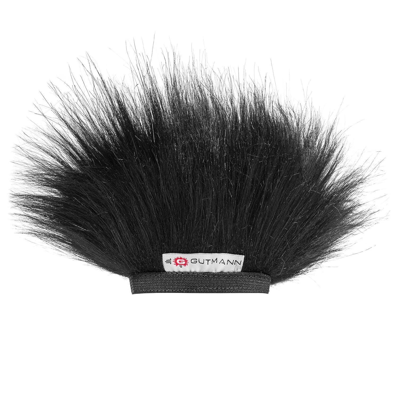 Gutmann bonnette anti-vent protection contre de bruit le vent pour Olympus LS-P1 / LS-P2 / LS-P4 MWS-LSP