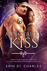 The Minotaur's Kiss: BWWM Paranormal (Shifter Enforcers Book 1) Kindle Edition