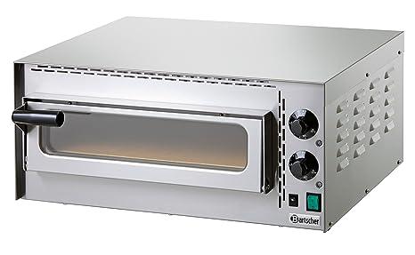 Bartscher Mini Plus 1pizza(s) Acero inoxidable fabricante de ...