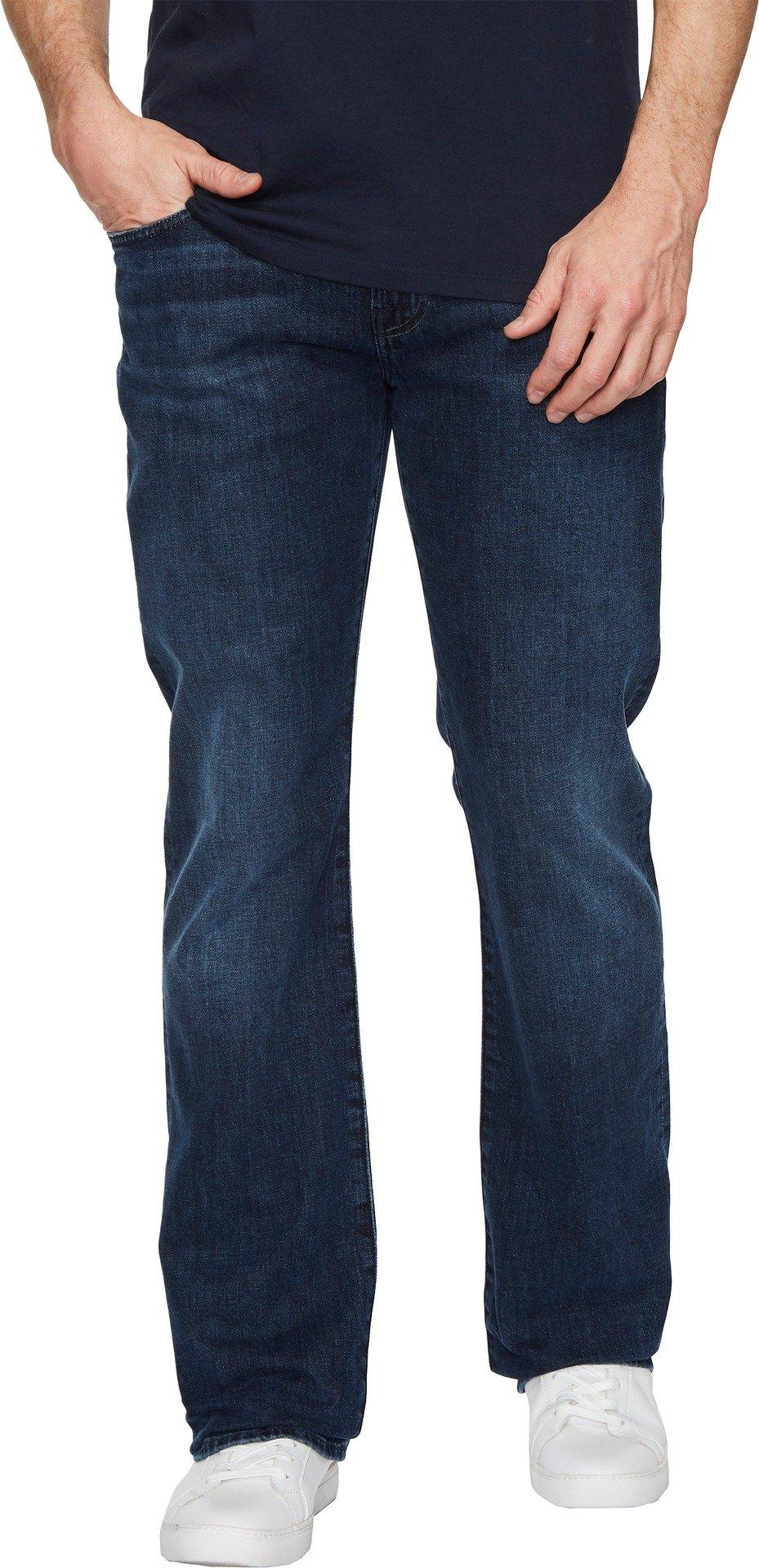 7 For All Mankind Men's Brett Slim Bootcut Jean, Chaos, 32