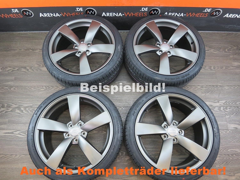 Renault Clio Rs Espace Kadjar Laguna Megane Scenic JZ 18 pulgadas Llantas ua5 nuevo: Amazon.es: Coche y moto