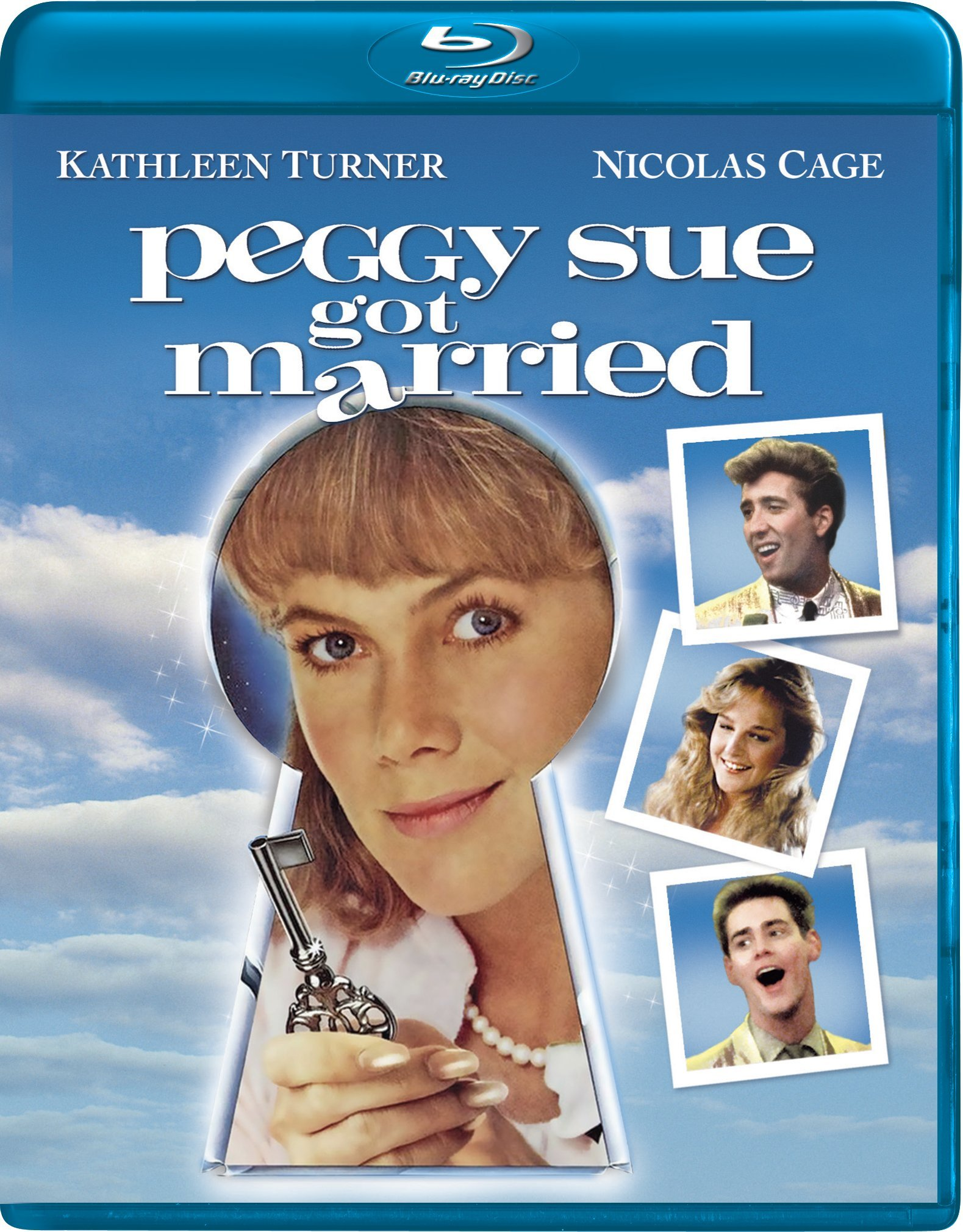 Blu-ray : Peggy Sue Got Married (Widescreen, )